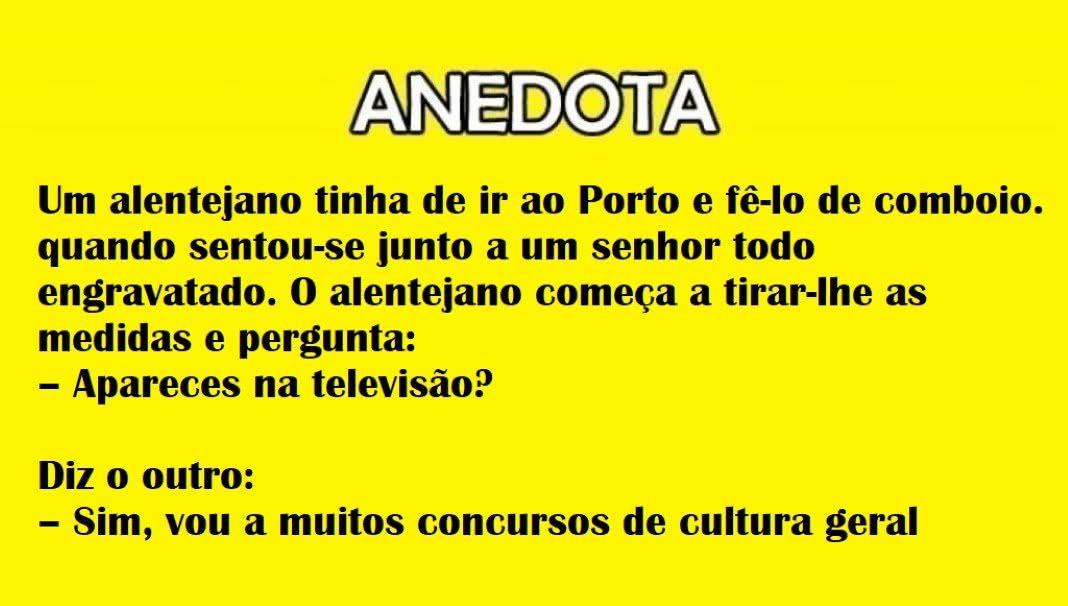 Alentejano tinha de ir ao Porto