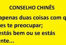 Conselho sábio chinês