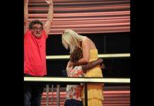 Cristina Ferreira emocionou-se