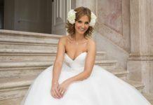 vestido de noiva vai ser de princesa