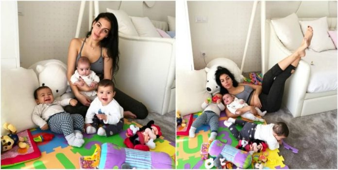 Filhos de Ronaldo demonstram amor eterno