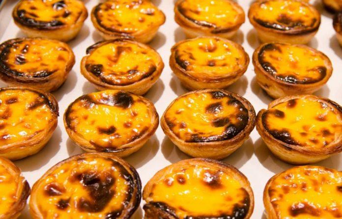 apaixonados pelos pasteis de nata portugueses