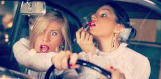 mulheres conduzem melhor que os homens