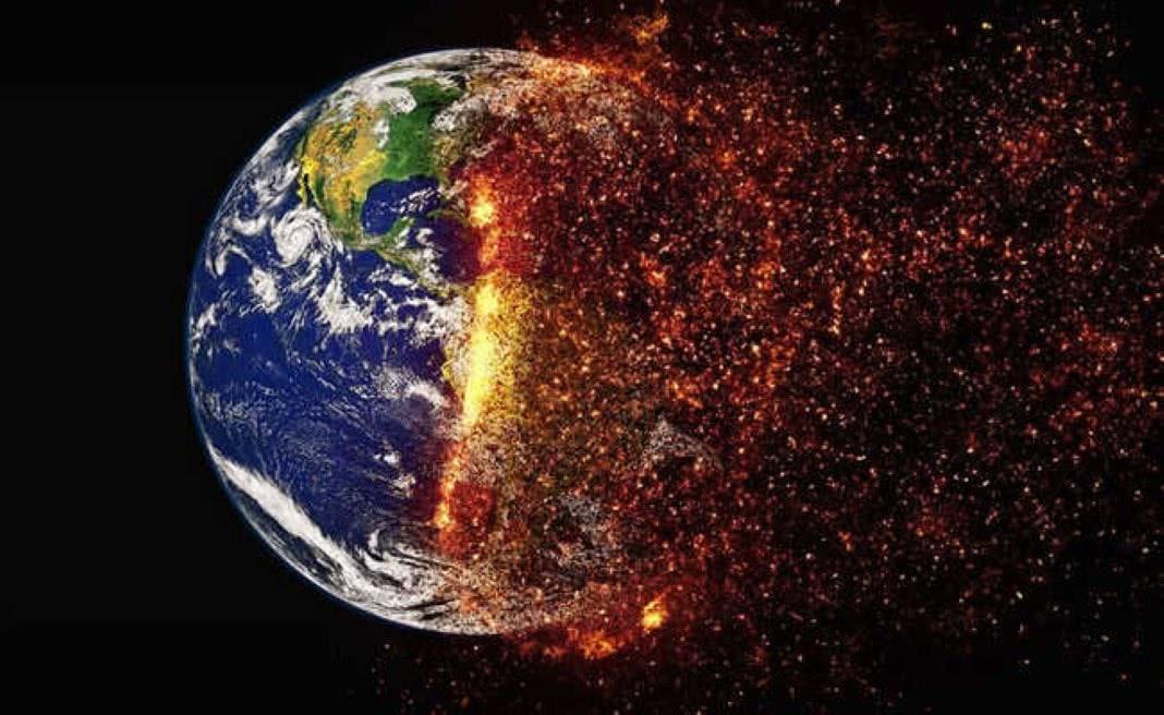salvar o planeta do aquecimento global