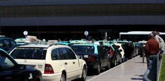 viagem entre o Aeroporto e centro de Lisboa