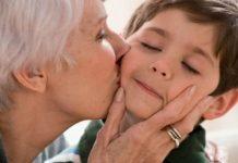 avós maternas são fundamentais para as crianças