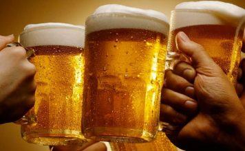 Cerveja é mais saudável que o leite