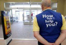 Empregado de supermercado deu resposta