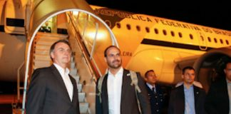equipa de Bolsonaro