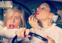 as mulheres conduzem melhor do que os homens