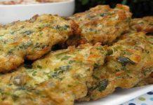 Deliciosas pataniscas de bacalhau