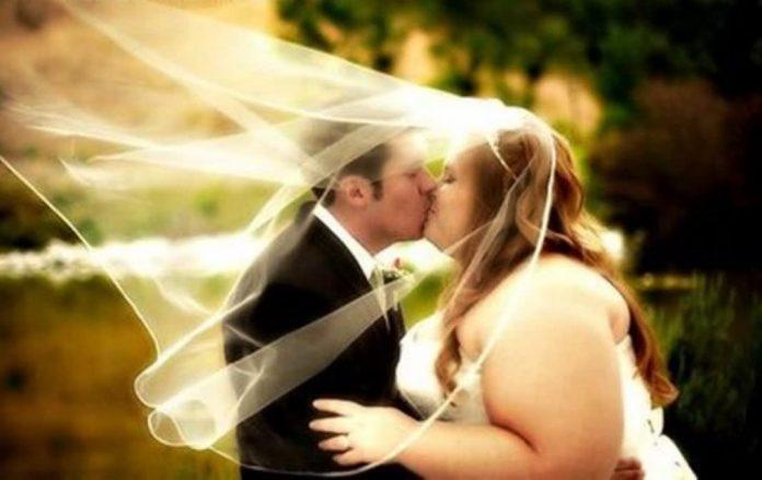 Homens que casam com gordinhas