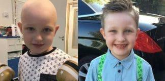 Menino é curado de cancro agressivo
