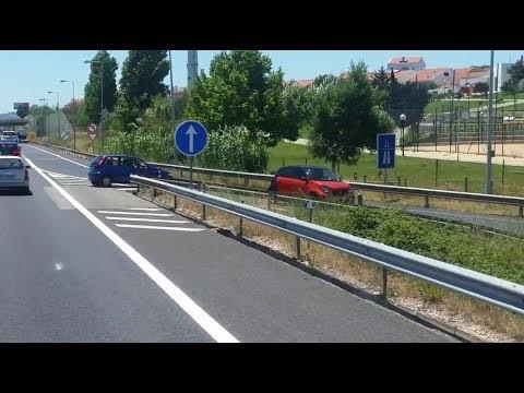em contramão na A1 para não apanhar trânsito