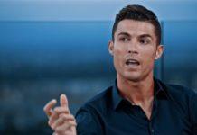 Cristiano Ronaldo soma e segue com mais um Globo de Ouro
