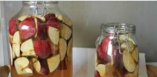 preparar um bom vinagre de maçã caseiro