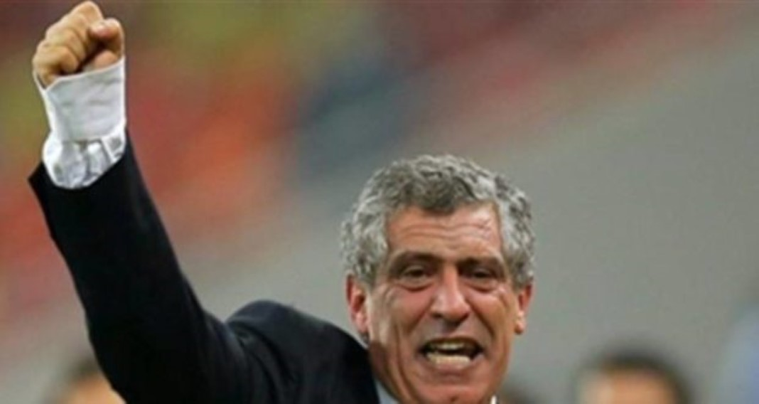 Fernando Santos eleito melhor seleccionador