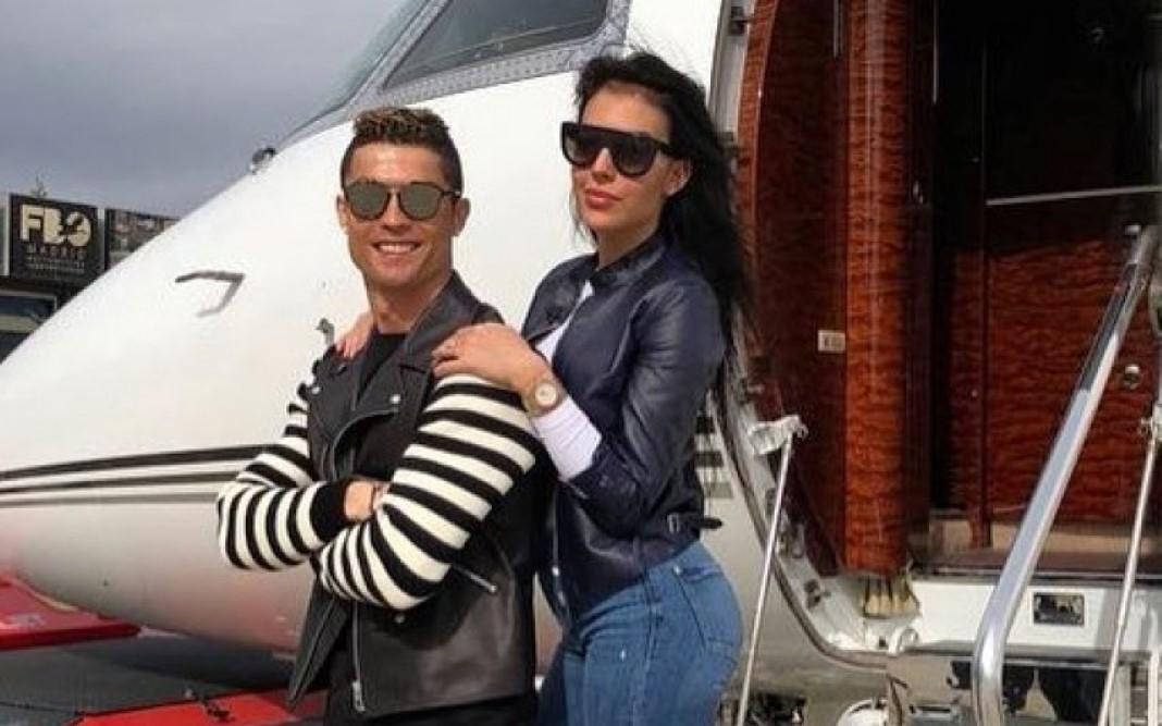 luxuoso apartamento de Cristiano Ronaldo