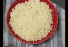 """truque infalível para deixar o arroz """"soltinho"""""""