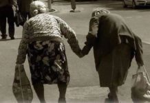 Amizade quando é verdadeira dura a vida inteira