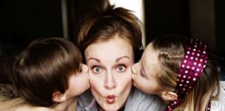 Namorar uma mulher com filhos