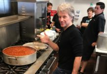 Bon Jovi vai abrir 3º restaurante