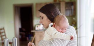 Ficar com os filhos em casa pode ser mais cansativo