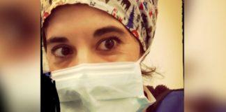 Enfermeira testa positivo para Coronavírus