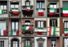 vítimas de CoronaVírus em Itália