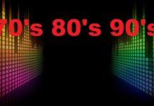 Saudades dos anos 70's, 80's e 90s