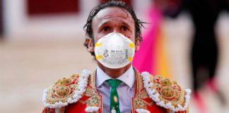 Touradas suspensas devido à pandemia