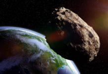 Asteróide gigante aproxima-se da Terra