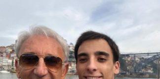 Fernando Póvoas apoia jovem