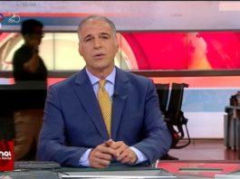 Rodrigo Guedes de Carvalho regressa