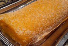 Deliciosa torta de cenoura