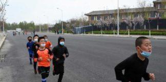 Duas crianças faleceram ao usar máscara