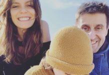 Daniel Oliveira declara-se à filha