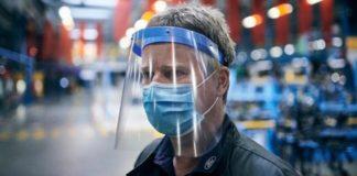 DGS alerta que viseira não dispensa utilização de uma máscara