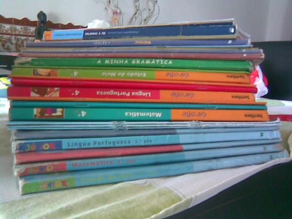 vouchers para os livros escolares grátis