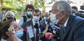 Diga portugueses para votarem noutro Governo