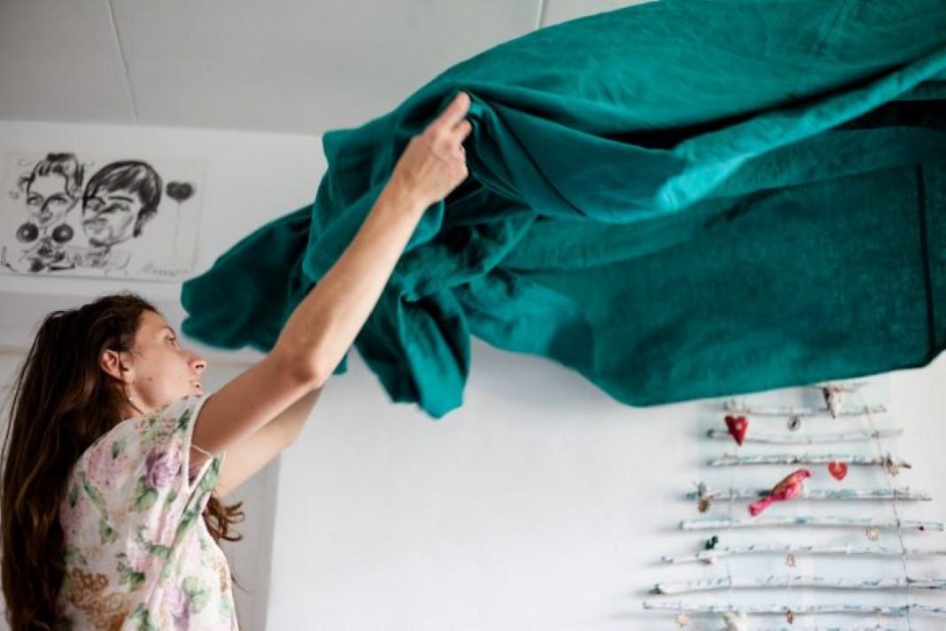 Manter a casa limpa e organizada
