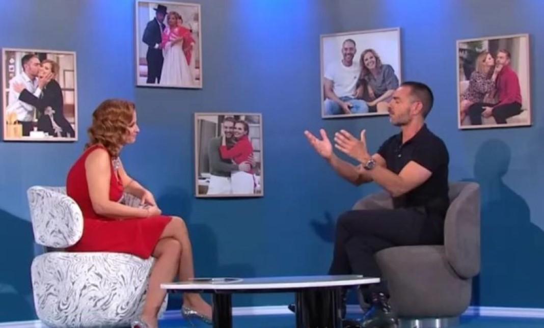 conversa de Cristina Ferreira e Cláudio Ramos