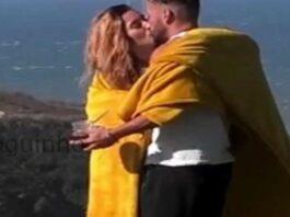 André Abrantes e Zena assumiram a relação na casa com os primeiros beijos sem ser debaixo dos lençóis.