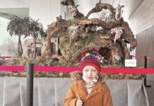criança de seis anos que luta contra um novo cancro.