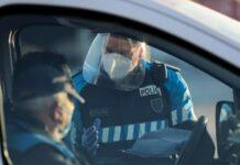 Ciganos mandados parar pela polícia