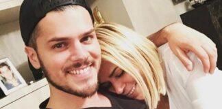 Mickael Carreira assinala dia de aniversário da mãe