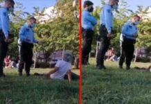 Chama-se a polícia por um casal homossexual