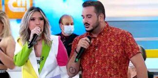 """Maria Leal e Daniel Savate foram à CMTV cantar """"Gelado de Verão"""". Maria Leal continua a sua carreira na música"""
