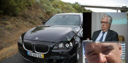 O homem morto por carro de Eduardo Cabrita deixou duas filhas menores. O motorista do BMW onde seguia o ministro da Administração Interna