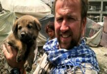 Ex-militar resgata 200 animais